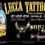 Lucca Tattoo Expo 2017