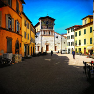 Basilica S.Frediano Lucca