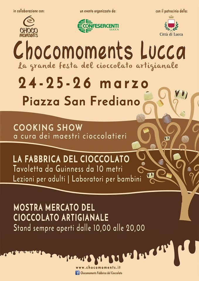 ChocoMoments Lucca