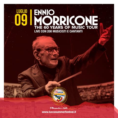 Ennio Morricone Lucca夏季节日