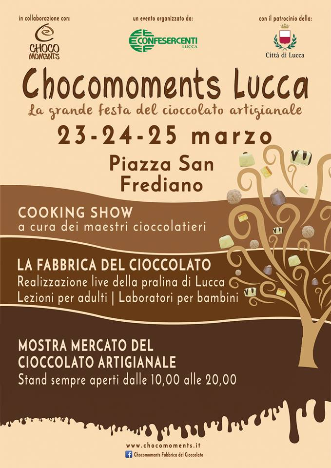 chocomoments 2018 lucca