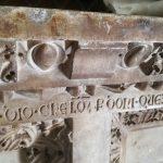 Iscrizione in Volgare - Basilica di San Frediano