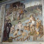 Miracolo di San Frediano - Cappella Aspertini
