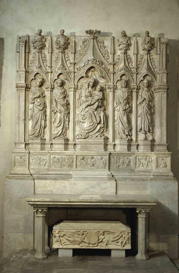 Altare S.Riccardo Jacopo della quercia