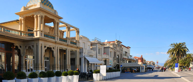 Things to see in Viareggio