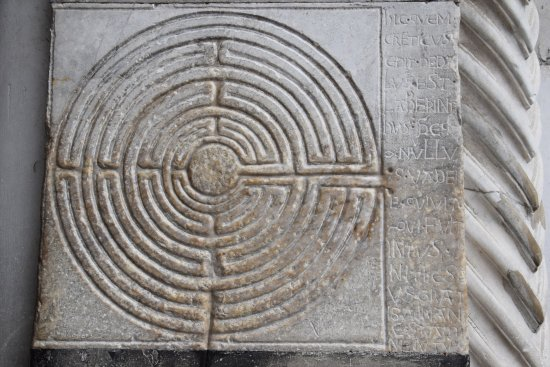 the labyrinth of Lucca