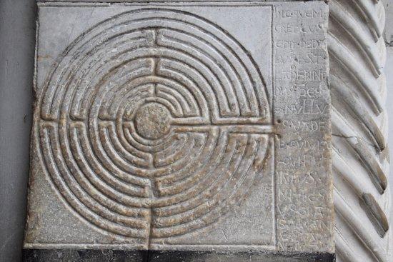 das Labyrinth von Lucca