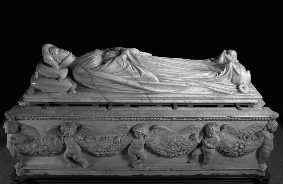 monumento funebre ilaria del carretto Lucca
