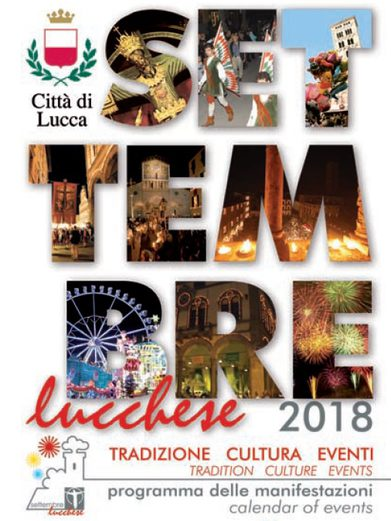 September of Lucca 2018