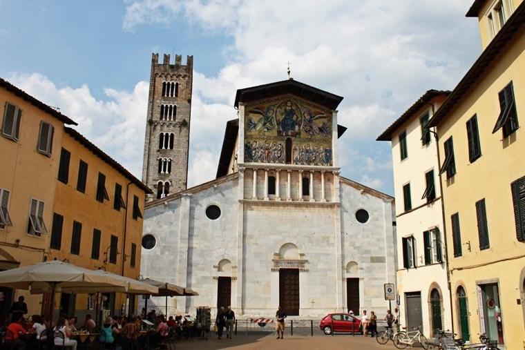 San Frediano - Preziosissimo Sangue cappella di San Biagio.